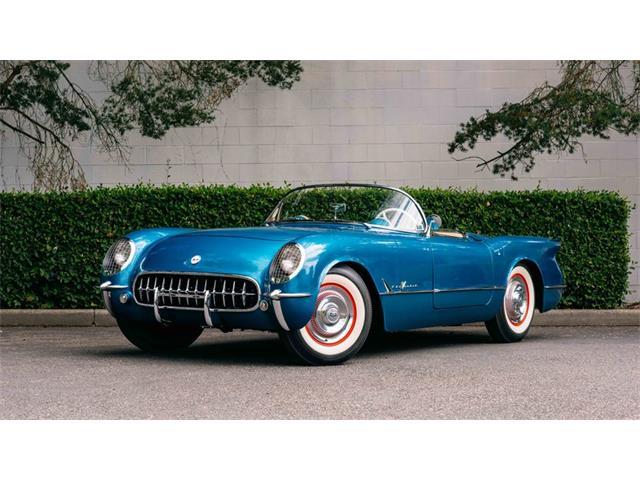 1955 Chevrolet Corvette | 885825