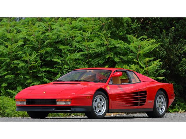1985 Ferrari Testarossa | 885834