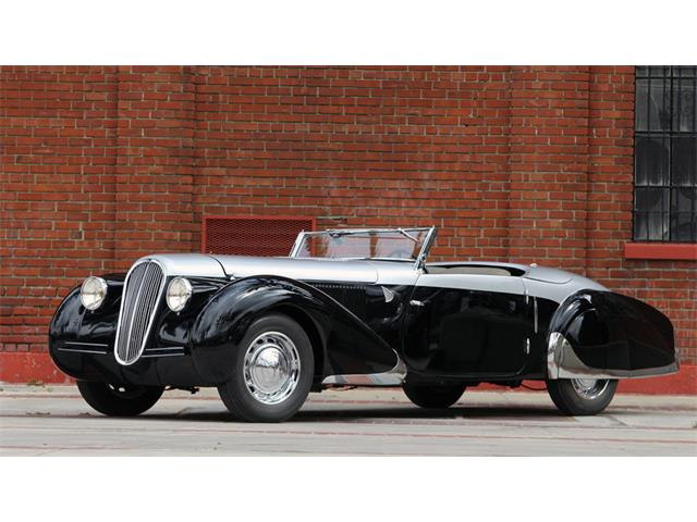 1937 Peugeot 402 Roadster | 885835