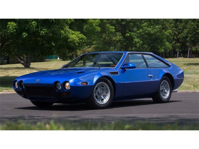 1972 Lamborghini Jarama 400   885838
