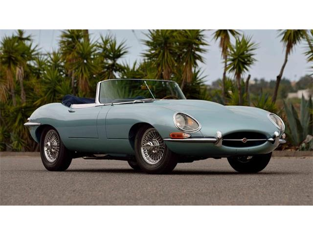 1967 Jaguar E-Type | 885839