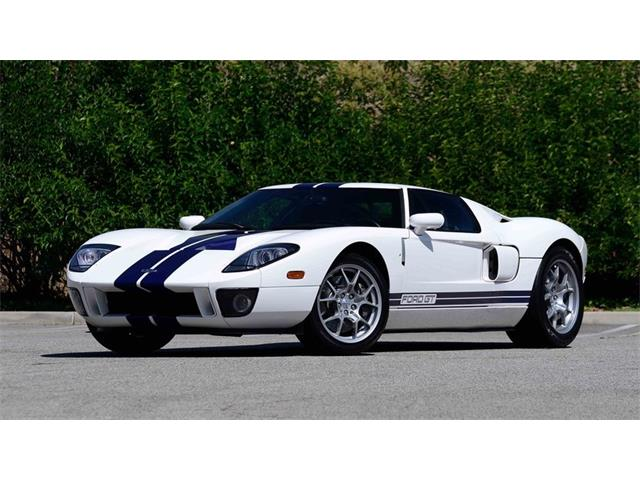 2005 Ford GT | 885840