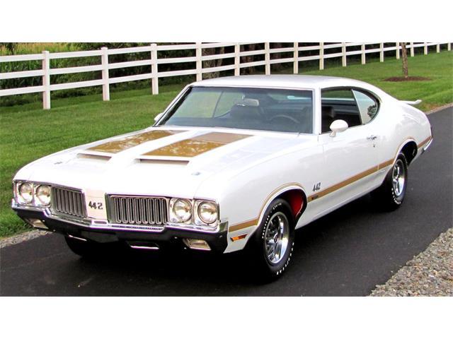 1970 Oldsmobile 442 | 885857