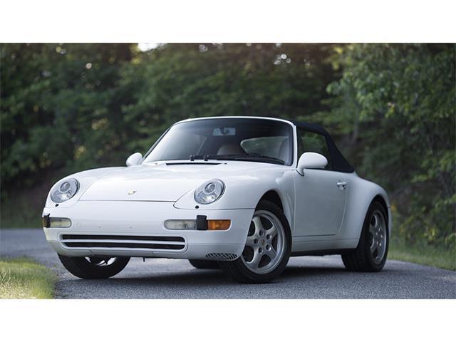 1998 Porsche 911 Carrera | 885859