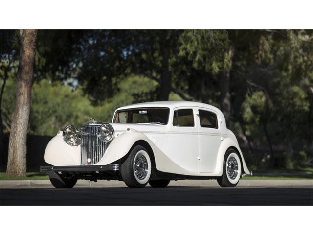 1939 Jaguar Saloon | 885864