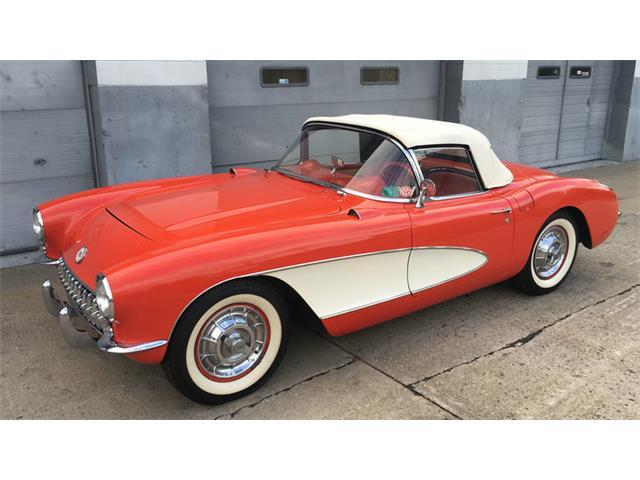 1957 Chevrolet Corvette | 885873