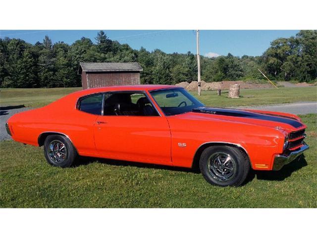 1970 Chevrolet Chevelle SS | 885877