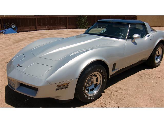 1981 Chevrolet Corvette | 885883