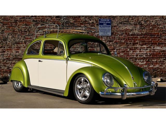 1956 Volkswagen Beetle | 885884