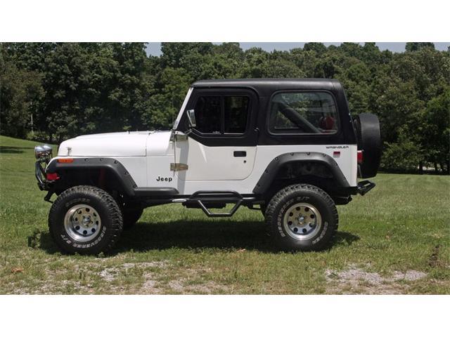 1991 Jeep Wrangler | 885885