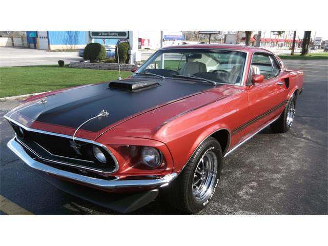 1969 Ford Mustang Mach 1 | 885888