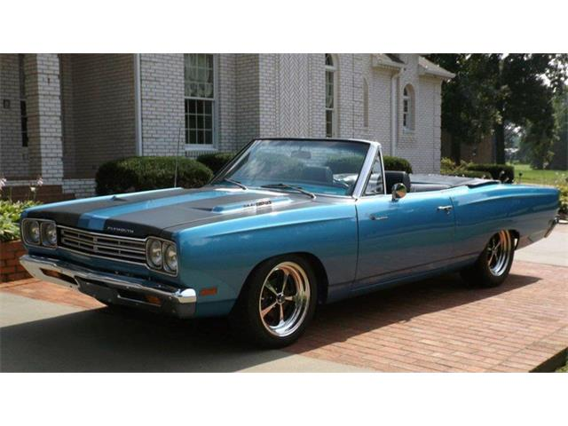 1969 Plymouth Road Runner | 885890