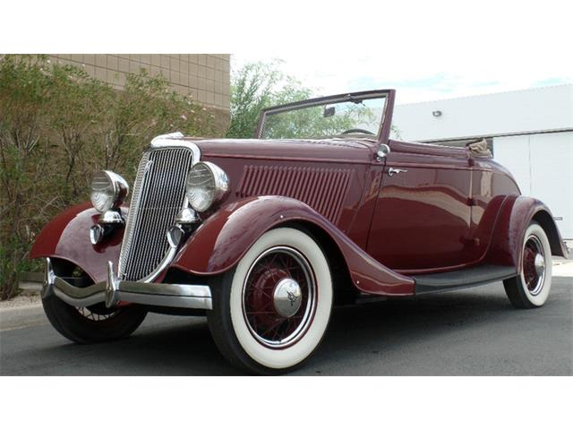 1934 Ford Cabriolet | 885894