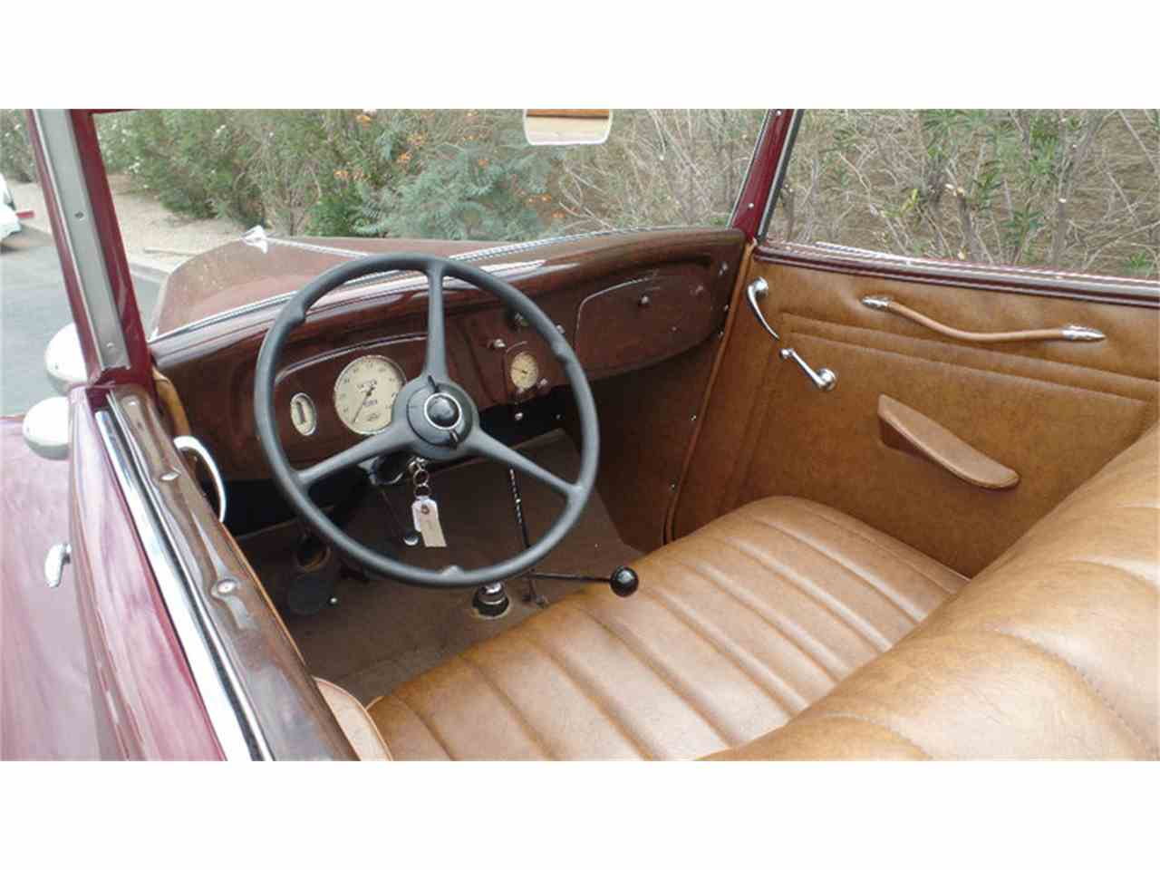 1934 Ford Cabriolet For Sale Classiccars Com Cc 885894