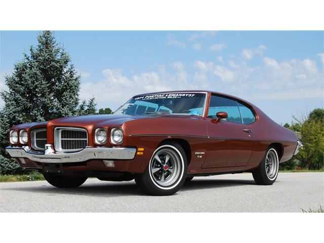 1971 Pontiac LeMans | 885895