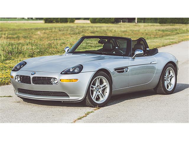 2001 BMW Z8 | 885920