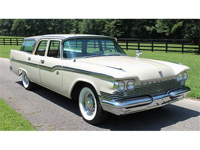 1959 Chrysler Windsor Town & Country Wagon | 885923