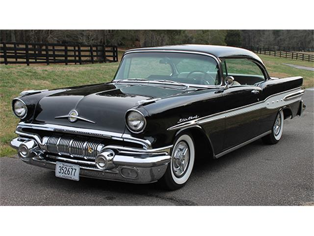 1957 Pontiac Star Chief Two-Door Catalina | 885924