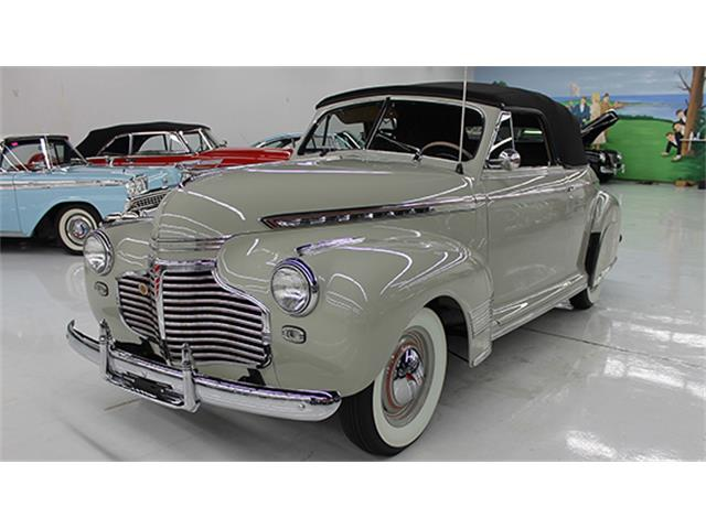 1941 Chevrolet Special Deluxe Convertible Coupe | 885925