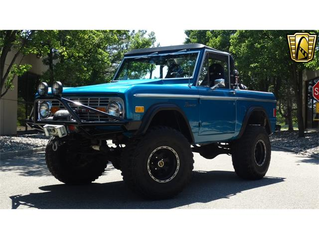 1977 Ford Bronco | 880593