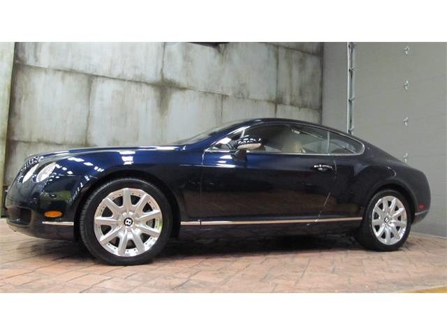 2005 Bentley Continetal GT | 885931