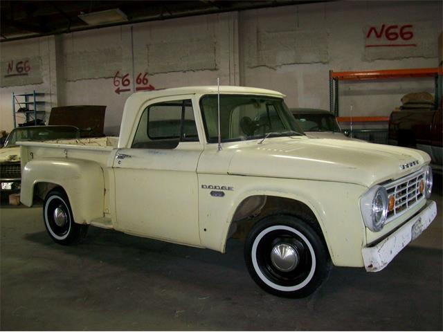1967 Dodge D100 | 885933