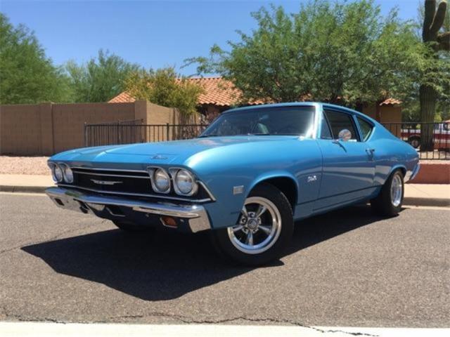 1968 Chevrolet Chevelle | 885935