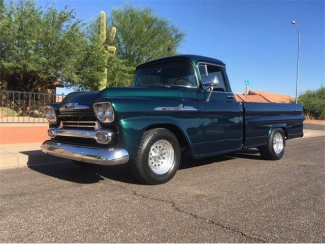 1958 Chevrolet Apache | 885937