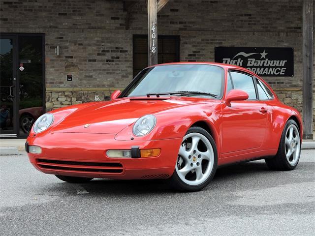 1996 Porsche 911/993 | 885938