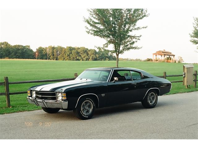 1971 Chevrolet Chevelle SS | 885939