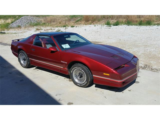 1986 Pontiac Turbo Trans Am Trans Am | 885946