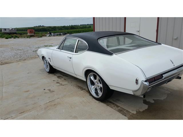 1968 Oldsmobile Cutlass | 885947