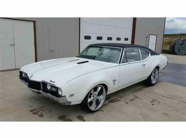 1968 Oldsmobile Cutlass | 885947