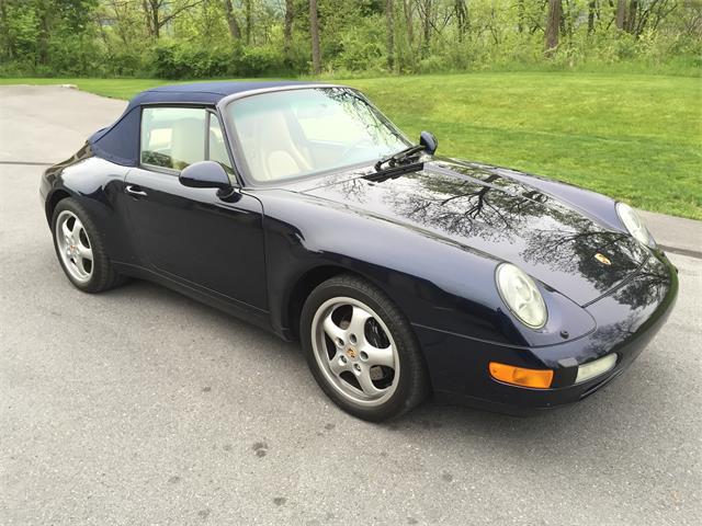 1995 Porsche 993 | 885951