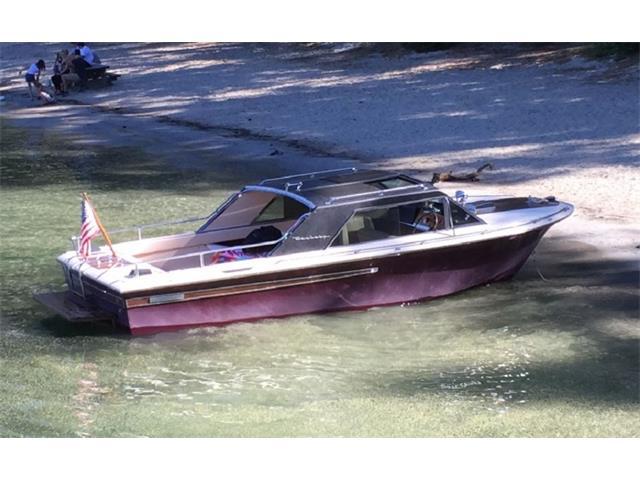 1971 Century Boat | 885952