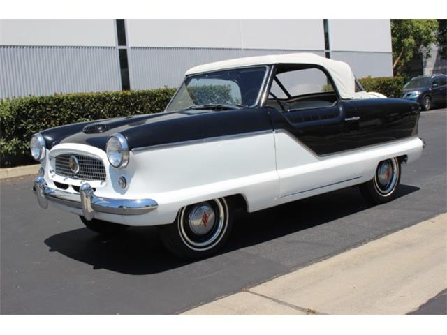 1957 Nash Metropolitan | 885957