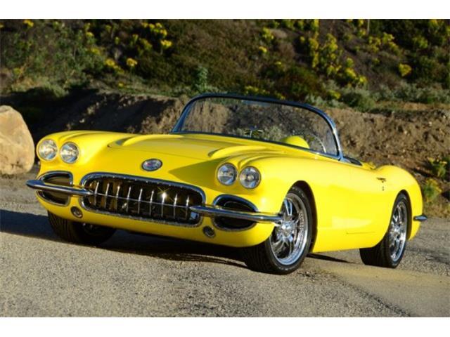 1960 Chevrolet Corvette | 885960