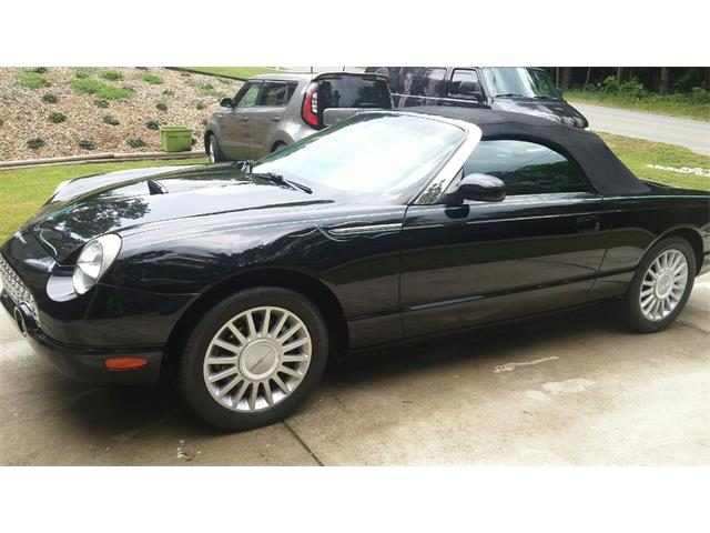 2005 Ford Thunderbird | 885974