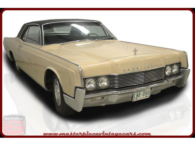 1966 Lincoln Continental (Project Car) | 885979