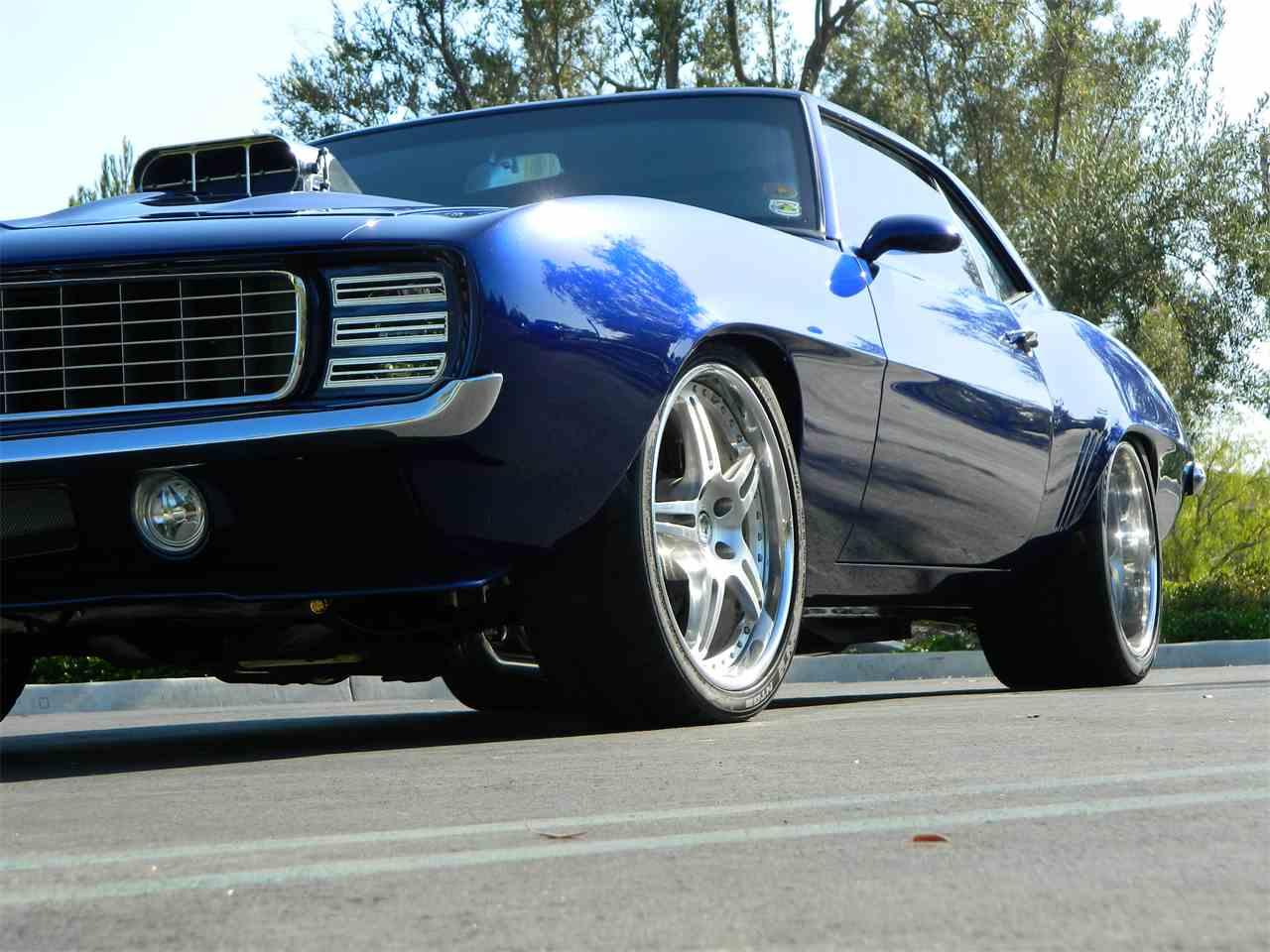 1969 Chevrolet Camaro For Sale Classiccars Com Cc 885981