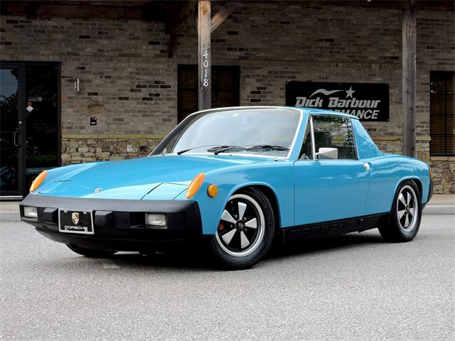 1975 Porsche 914 | 885990