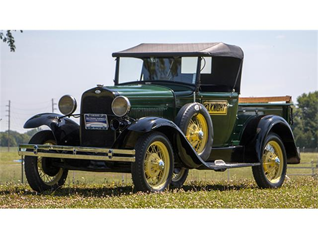 1930 Ford Model A Roadster Pickup | 885991