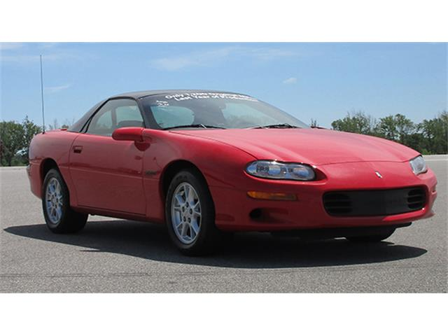 2002 Chevrolet Camaro Z28 35th Anniversary Coupe | 885996