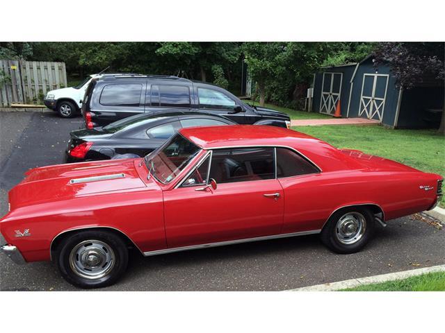 1967 Chevrolet Chevelle SS | 880006