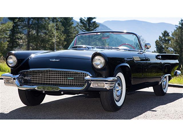 1957 Ford Thunderbird | 886001