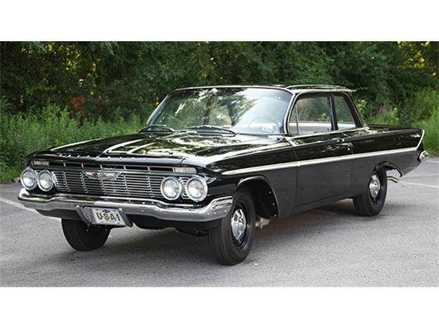 1961 Chevrolet Bel Air 409 Two-Door Sedan | 886006