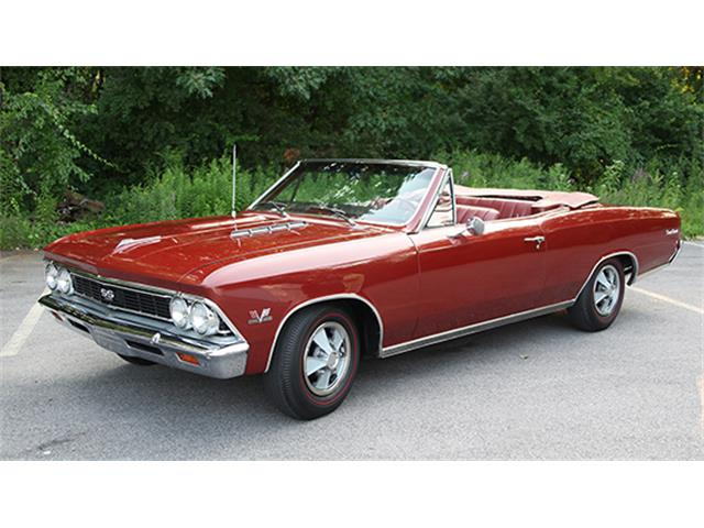 1966 Chevrolet Chevelle SS 396 Convertible | 886007