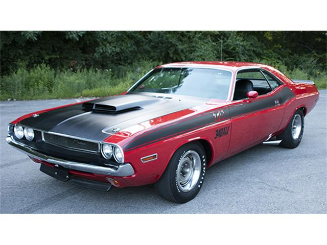 1970 Dodge Challenger T/A 340 Six-Pack Two-Door Hardtop | 886018