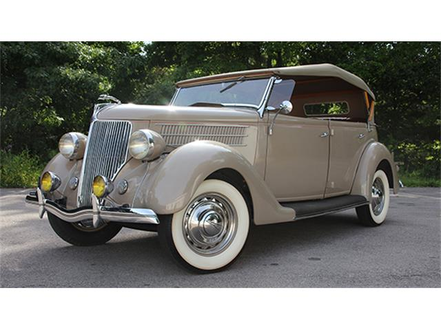 1936 Ford Deluxe | 886022