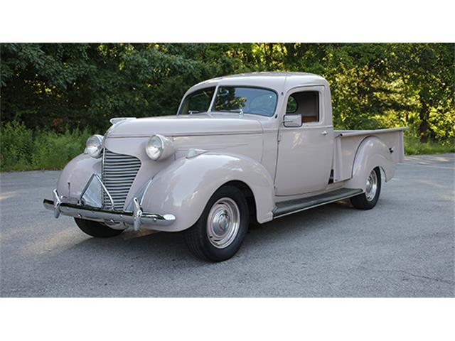 1939 Hudson Series 98 3/4-Ton Big Boy Pickup | 886025